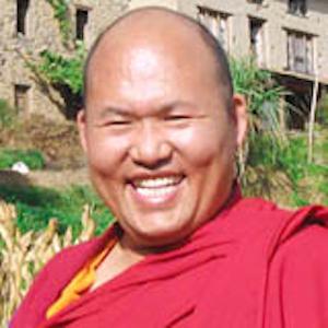 Drupon Khenpo Lhabu Rinpoche